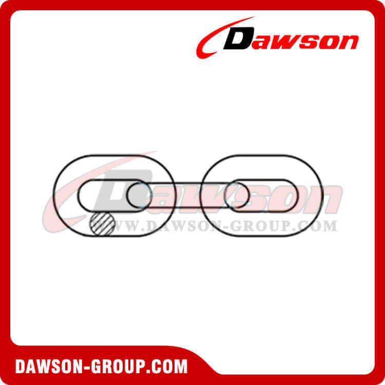 GRADE 100 ALLOY LIFTING CHAIN - DAWSON GROUP LTD. - CHINA MANUFACTURER, SUPPLIER, FACTORY