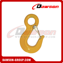 DS327 Grade 50 DIN7541 Eye Hook with Cast Latch