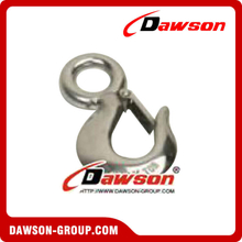 U.S. Type Stainless Steel Safety Hooks