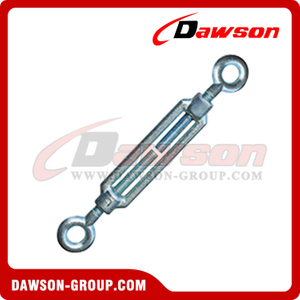 DIN 1480 Eye & Eye Turnbuckle
