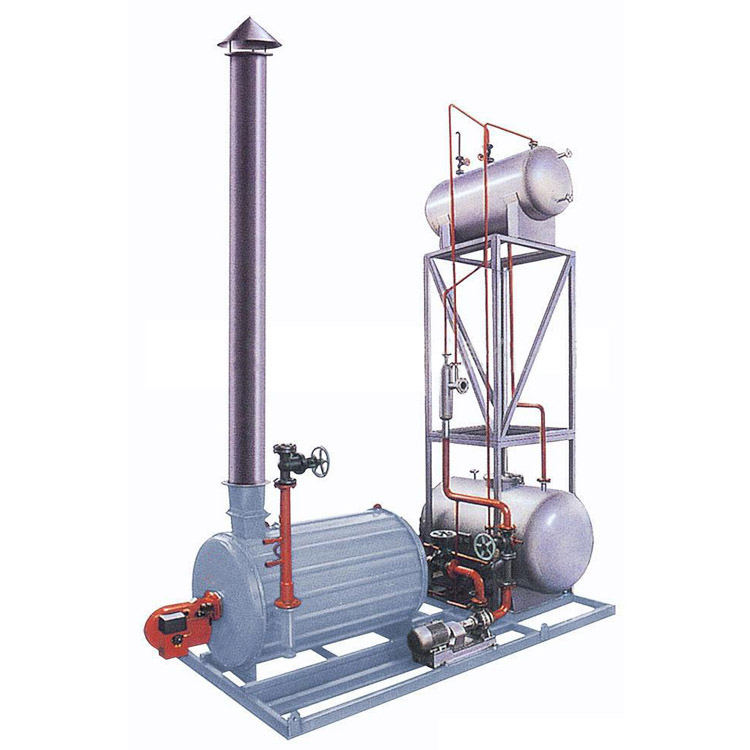 Beautiful Apprence Good Quality Oil Gas Hot Oil Heater Boiler
