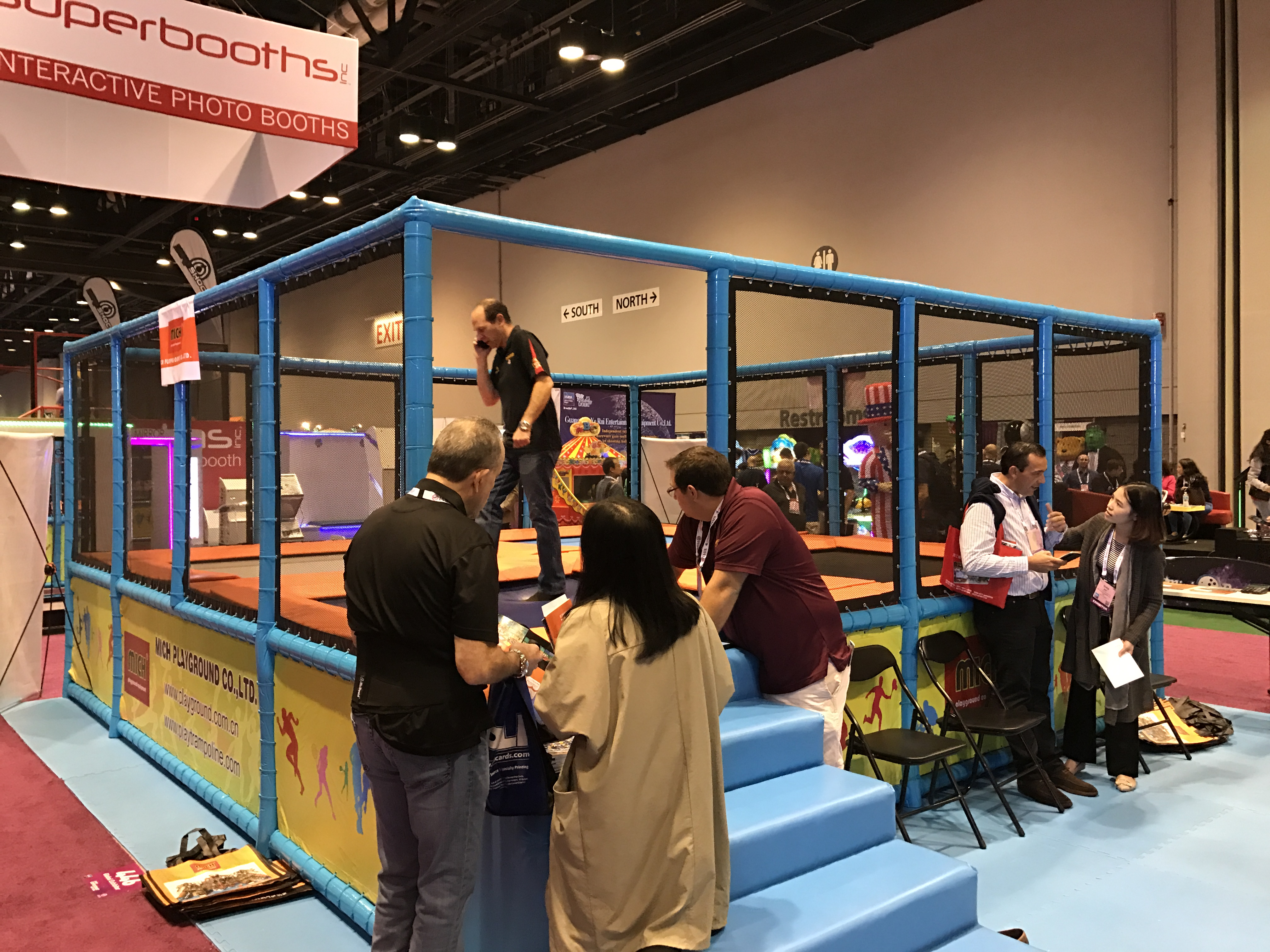 IAAPA Attractions Expo 15-18 November 2016 di Orlando