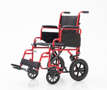 YJ-031 Steel Transit Chair, Fold Back