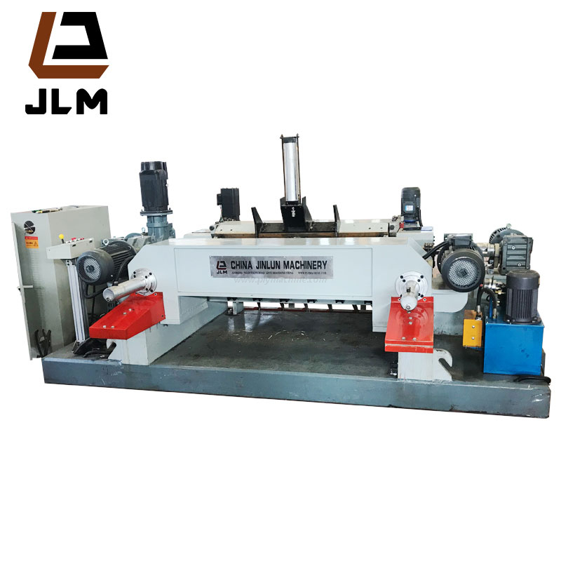4 Feet Plywood Cutting and Peeling Machinery