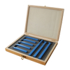 8 PCS INCH SIZE CARBIDE TIPPED TOOL SET