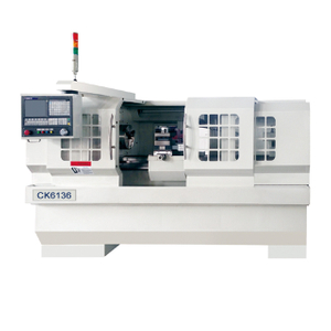 CK6136 CNC Lathe with 2 1/2'' Spindle Bore