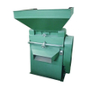 Toothed rolls type dried tea leaf cutter