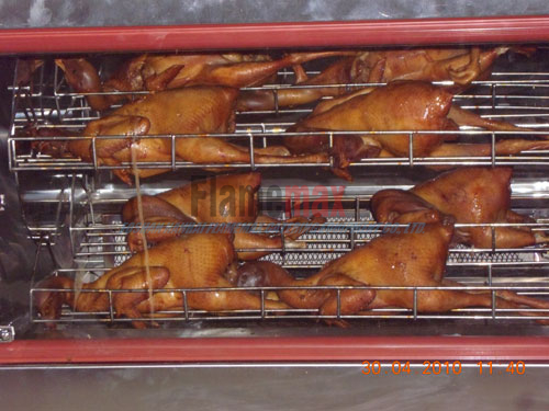 HGJ-188 Hot Sale Gas Rotisserie made in China