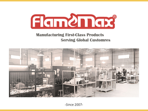 Flamemax baking oven is ready for shipping