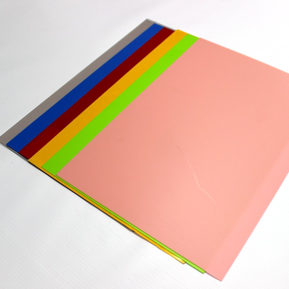 Color PVC Rigid Sheet