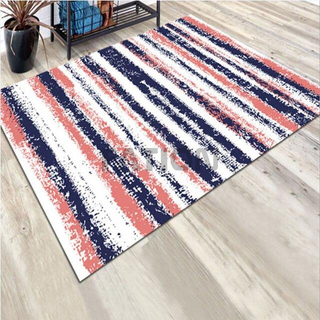 160×230 cm Colorful Print Design Rug Home Floor Carpet