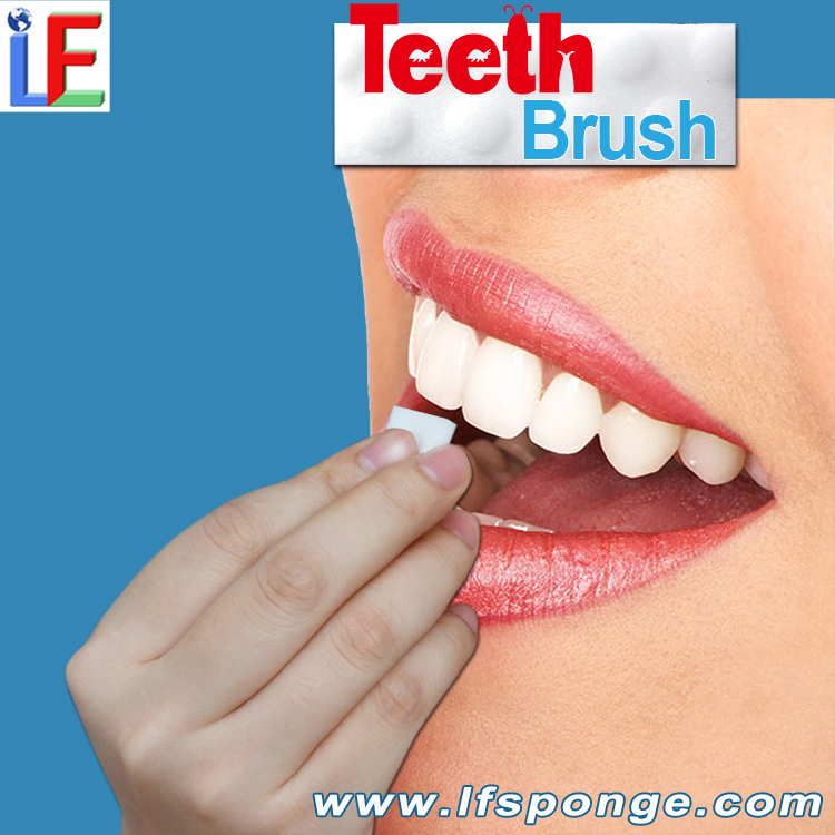 At Home Teeth Whitening Brush Strip