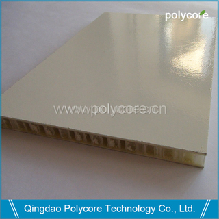 WRPan-fiberglass PP honeycomb composite panel