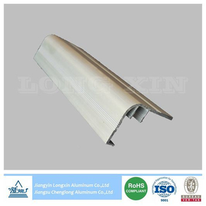 Aluminum Profile as Solar Frame, Clip