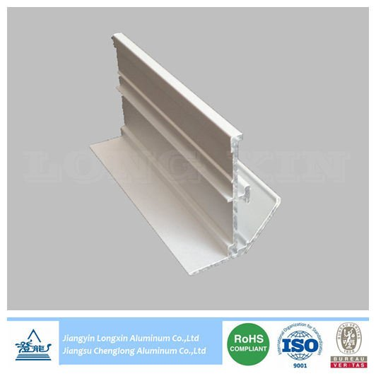 White Powder Coating Aluminum Profile for Windows