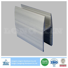 Natural Anodizing Aluminum Profile for Doors