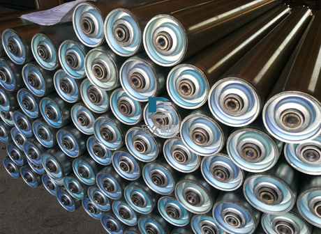 D1800 Gravity Steel Bearing Housing Roller
