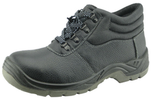 HA1002 Buffalo tumble leather(S1-P) safety work boots