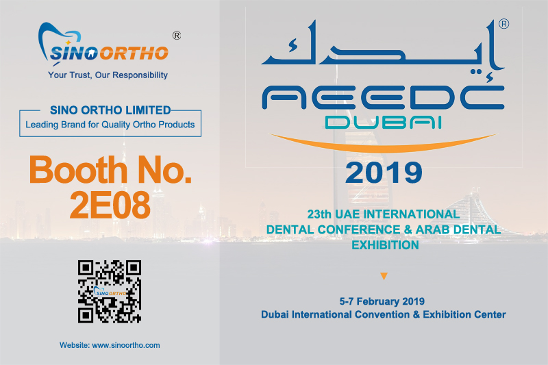 ADEEC 2019 DUBAI 5th-7th Feb