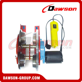 DS-TD0.5 Safe and Practical Mini Electric Trolley Series for Construction