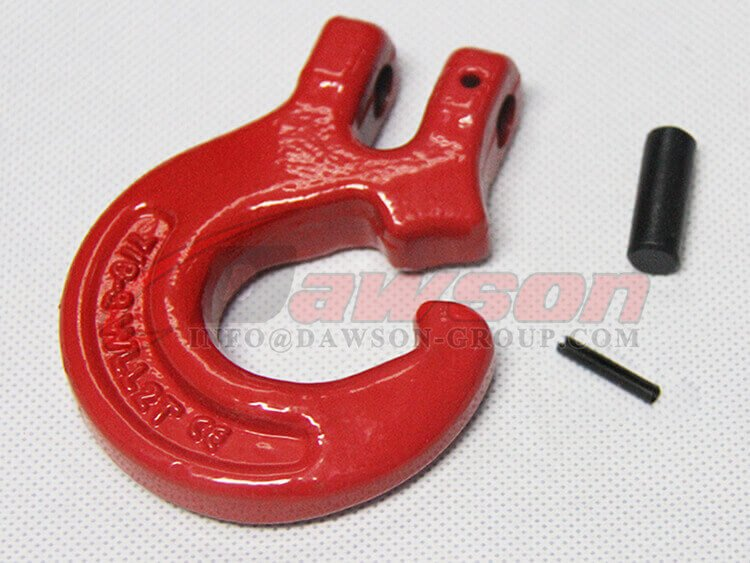 Grade 80 Clevis Forest Hook for Web Slings - Dawson Group Ltd. - China Supplier, Factory