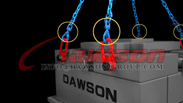 Application of G100 European Type Swivel Self-Locking Hook - Dawson Group Ltd. - China Supplier, Factory