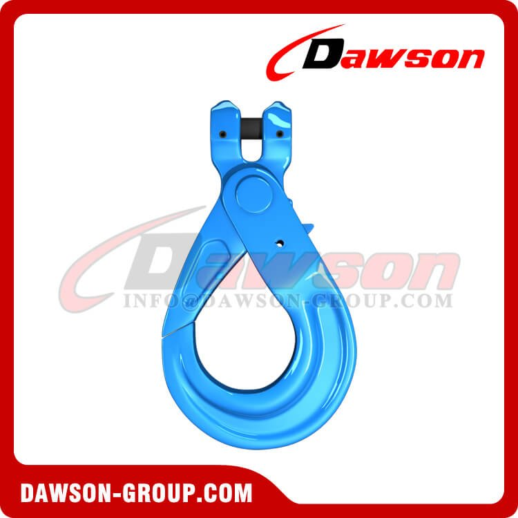 G100 European Type Clevis Self-Locking Hook - Dawson Group Ltd. - China Supplier, Factory