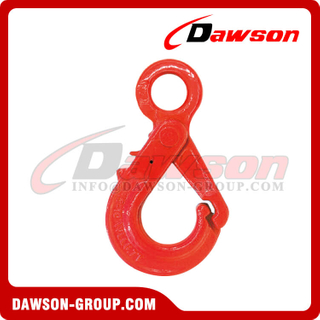 G80 / Grade 80 Eye Self-locking Hook