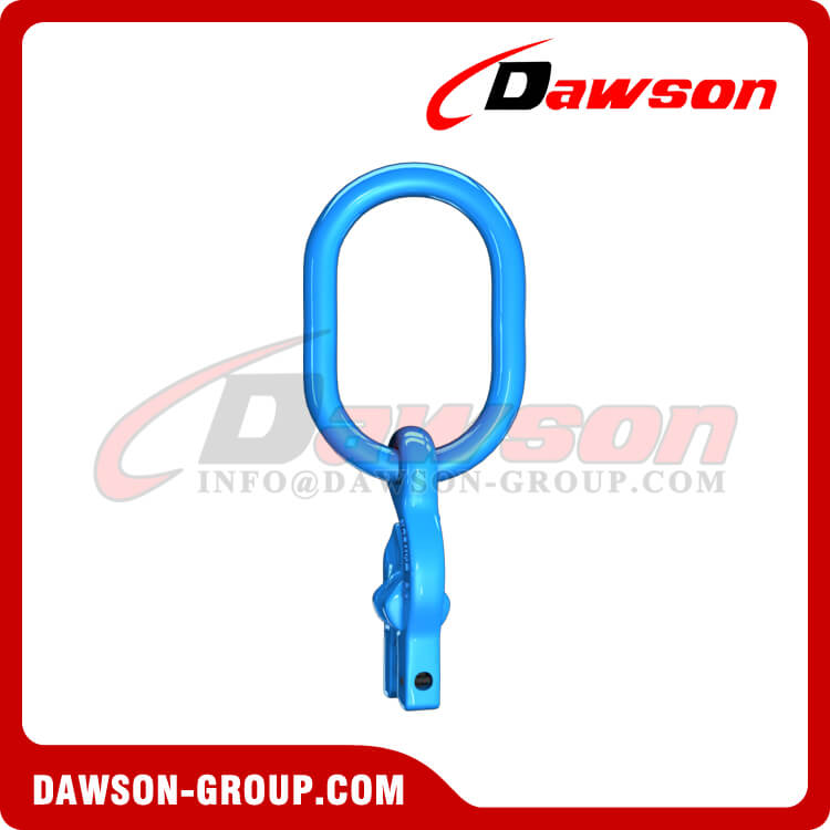 Grade 100 Master Link Assembly with Eye Grab Hook - Dawson Group Ltd. - China Supplier, Exporter