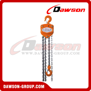 DS-HSZ-A 619 Series 0.5T - 20T Chain Block for Loading and Unloading