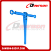 G100 / Grade 100 Ratchet Load Binder Without Links And Hooks for Transport Lashing