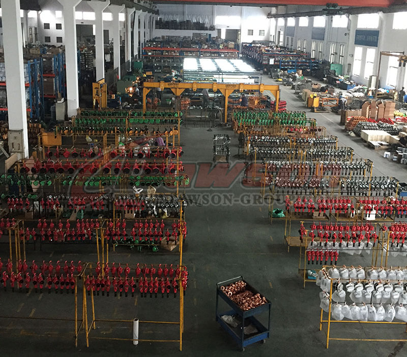 China Dawson Totally Enclosed Stainless Steel Chain Block/ Chain Hoist - Supplier, Factory