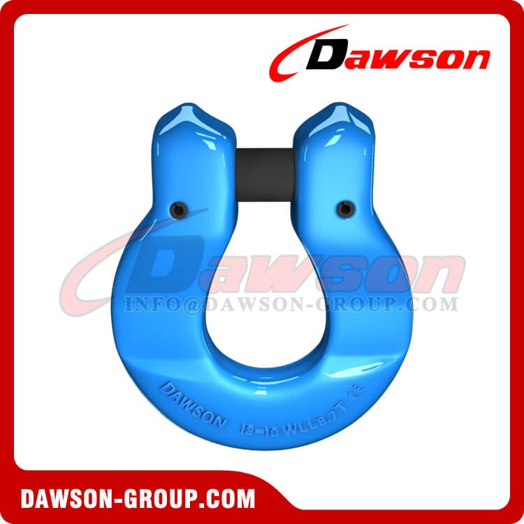 G100 Forged Omega Link, Grade 100 Alloy Steel Omega Link for Chain Slings - Dawson Group Ltd. - China Factory, Exporter