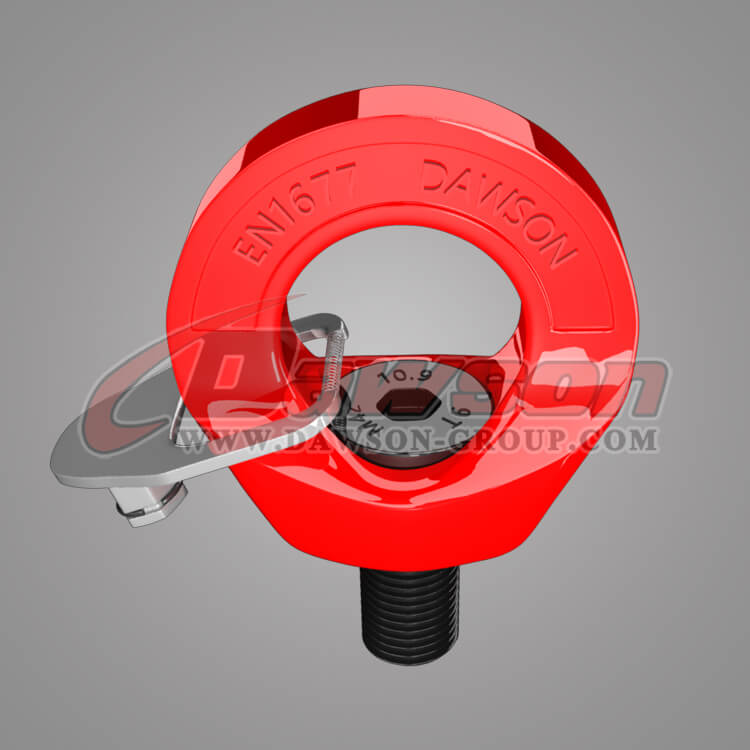 G80 Eye Type Rotating Ring, Grade 80 Lifting Points - China Exporter, Supplier