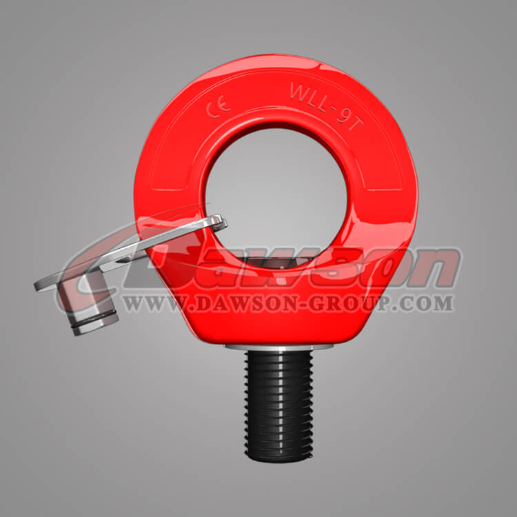 Grade 80 Eye Type Rotating Ring, Lifting Points with CE Certificate - China Manufacturer, Factory