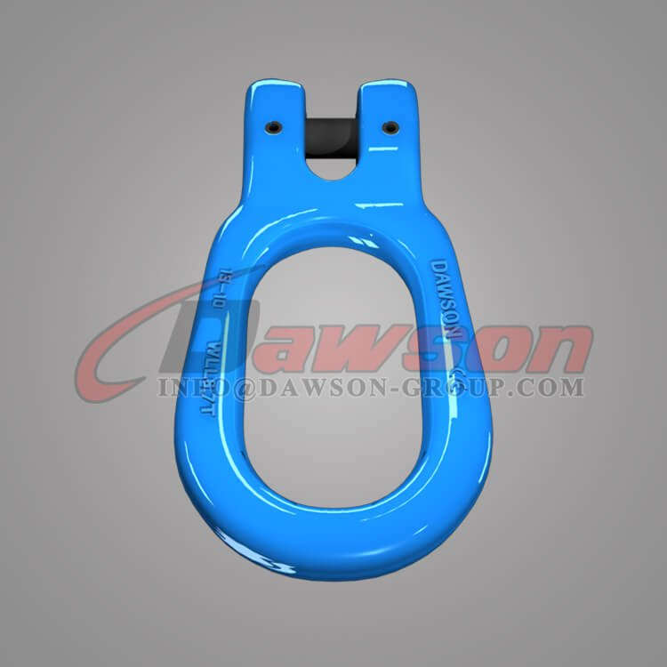 Grade 100 Clevis Link for Container Lifting - Dawson Group Ltd. - China Exporter