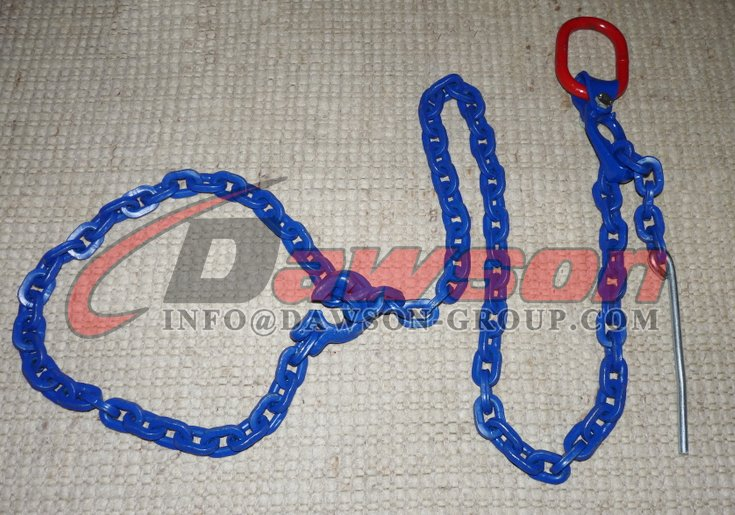 Application of Grade 100 Chain Rope Connector for Logging - Dawson Group Ltd. - China Manufacturer