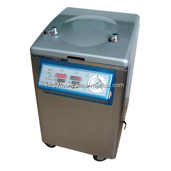 (INTELLIGENCE)STAINLESS STEEL VERTICAL STEAM PRESSURE DISINFECTOR