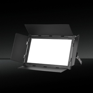 TH-326 Ultra delgada cámara de video bicolor LED luz suave