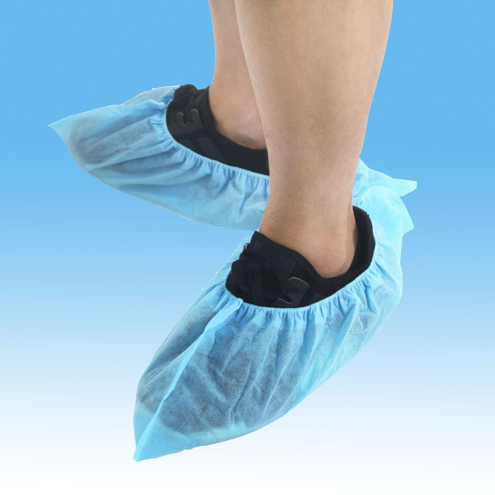 a7ee7b428ca Disposable nonwoven shoe cover - Buy Product on Xiantao Topmed ...