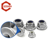 Stainless Steel Nylon insert lock flange nuts