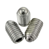 ANSI/ASME B 18.3 metric imperial hardened stainless steel set screws for gas block