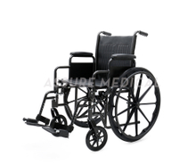 YJ-K201-1 Steel manual wheelchair