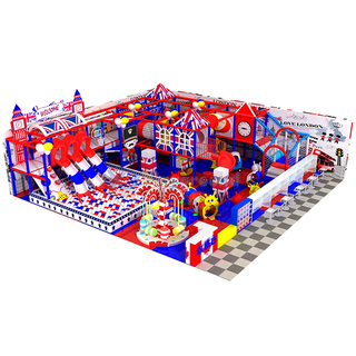 Customized Kids Soft Indoor Playground Equipment for Amusement Park