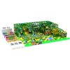 Jungle Themed Park Kids Soft Indoor Adventure Playground with Climbing Wall