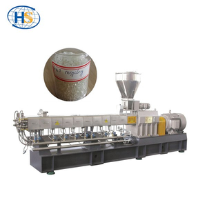 Twin Screw Extruder for PET Bottle Recycling Machine