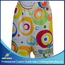 Girl's Sublimated Lacrosse Game Shorts