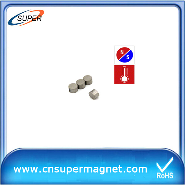 Low-priced D4*4mm SmCo Permanent Magnet