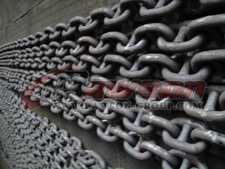 stud link anchor chain China supplier