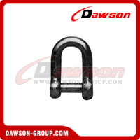 Carver Shackle With Counter Sunk Slotted Head